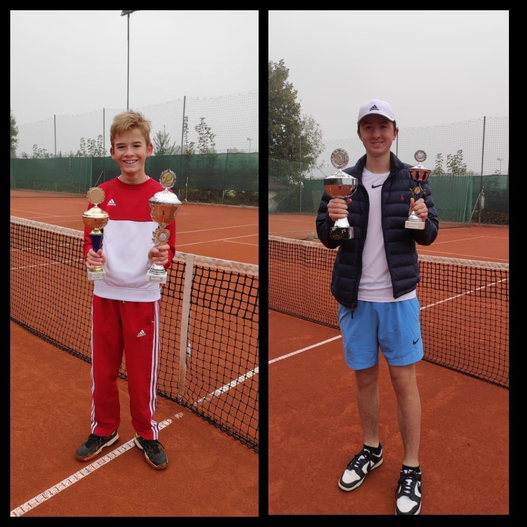 Die Gewinner U15 und U18